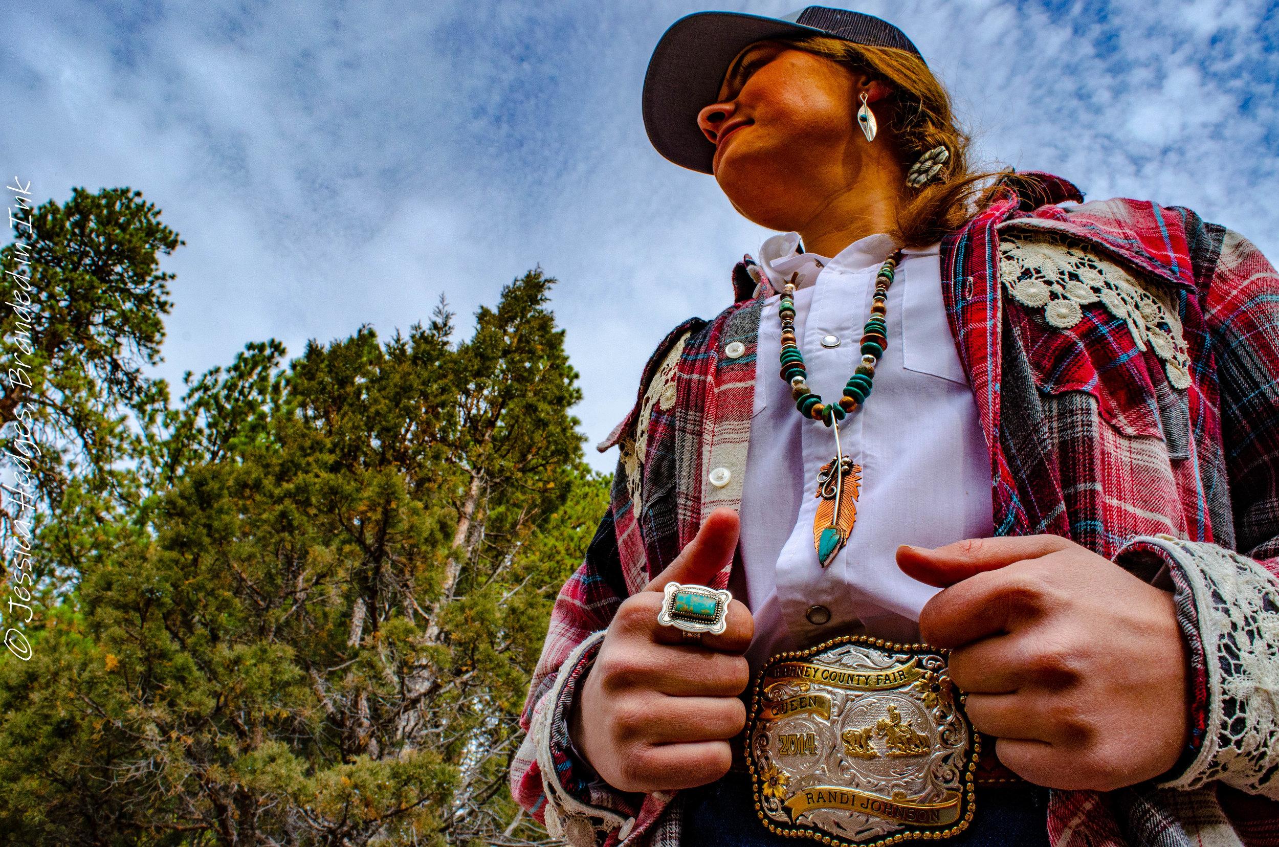 Randi Johnson, Melinda Horn, Desert Wind Boutique, cowgirl