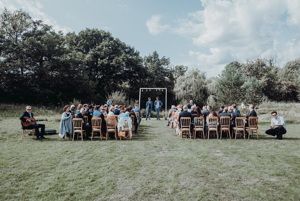 Colourful Festival Wedding - August 2018