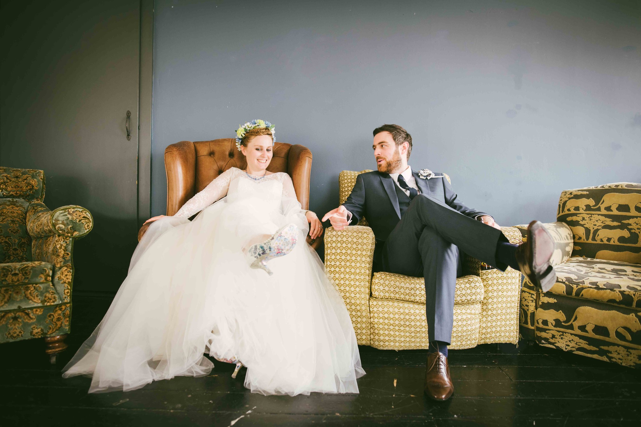 Friendly Place 8-bit Wedding - August 2017