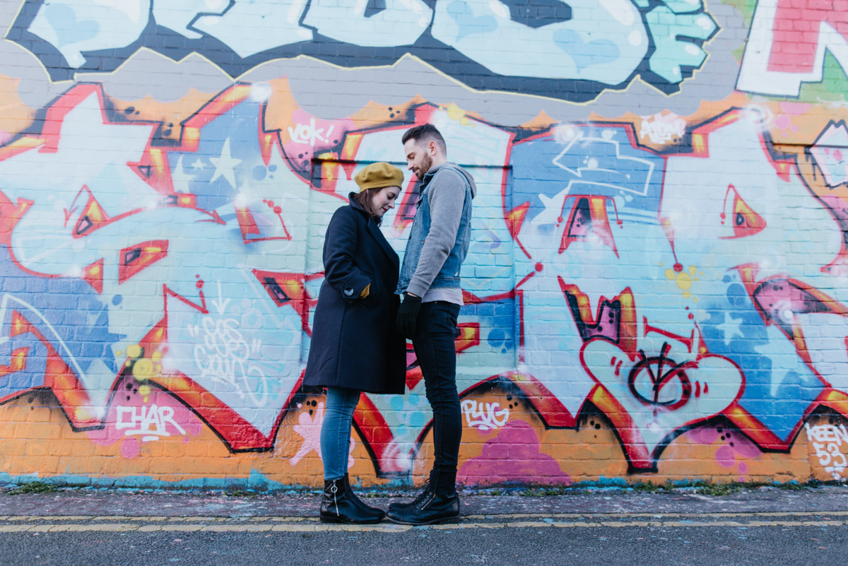 Brighton Engagement Shoot - March 2018