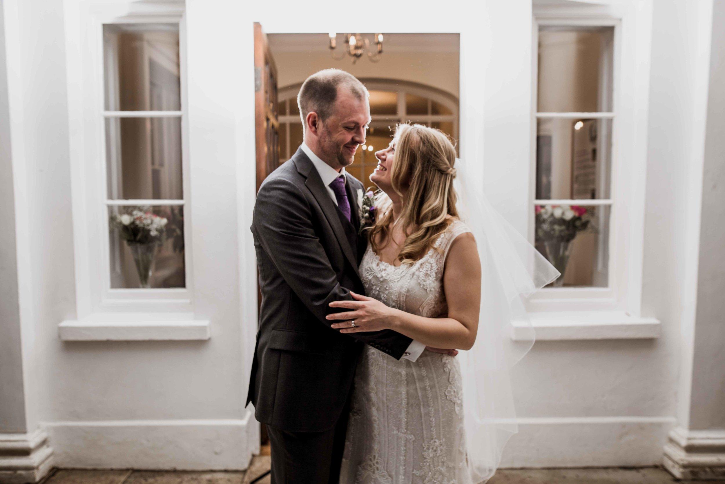Richmond Park Winter Wedding - February 2018