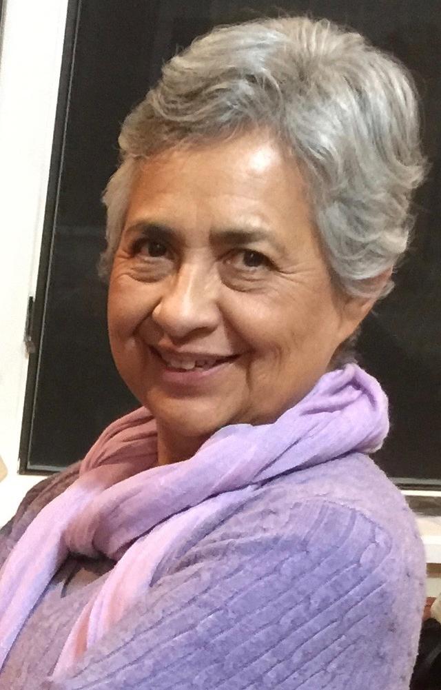 Flor de Maria Oliva - Interpreter & Publicist