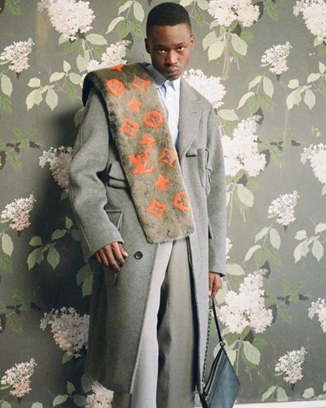 @ashtondsanders and Duke Nicholson for @louisvuitton.  #soul #luxury