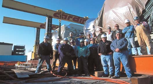 Riggers and Millwrights since 1965