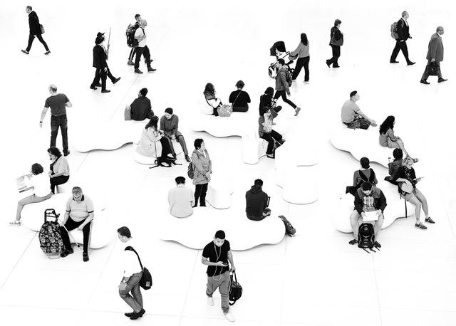 Foto: U-Bahnstation Oculus, New York – Peter Eckard www.pixelwerk.net