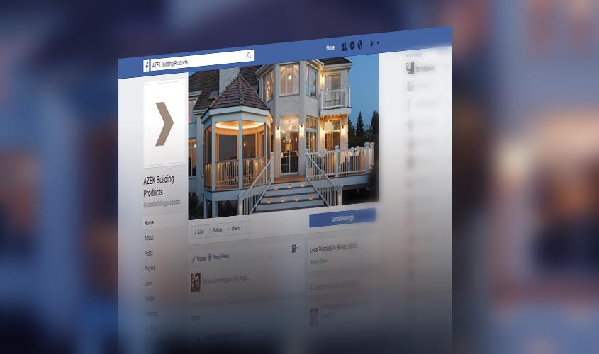 Azek Facebook Page