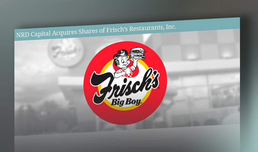 Frisch's Big Boy Logo