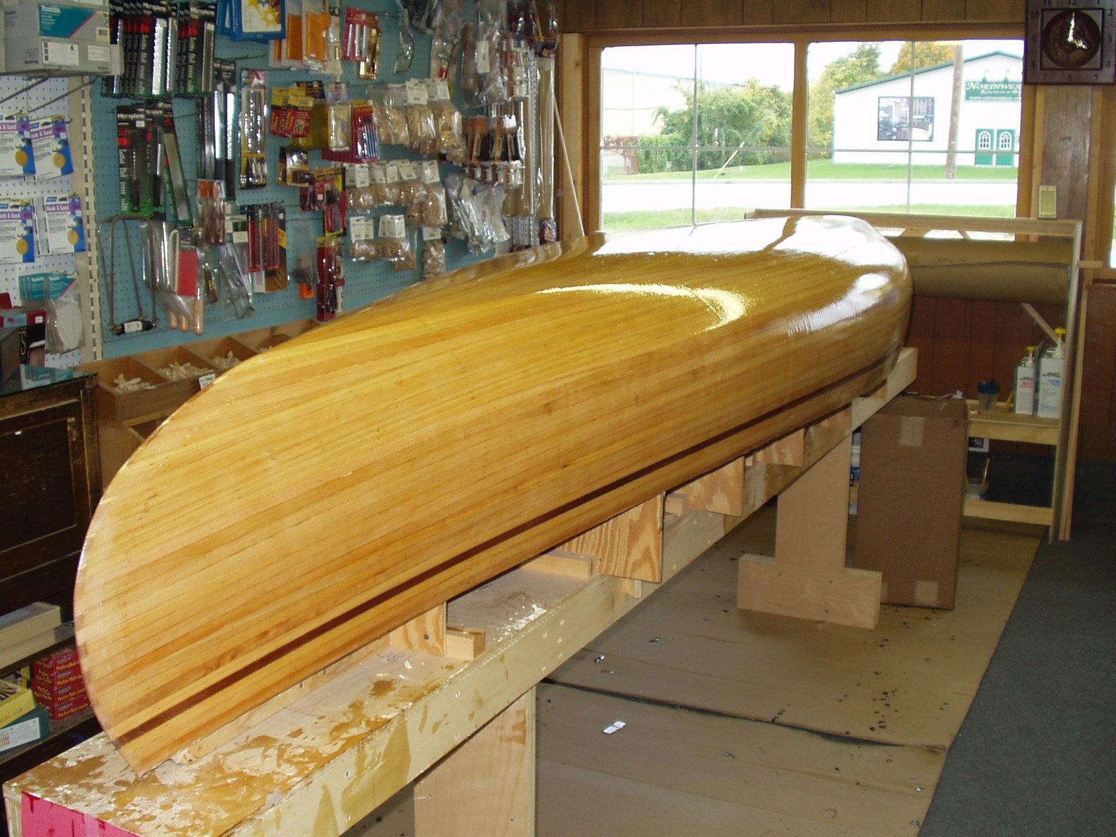 Mikey's Canoe