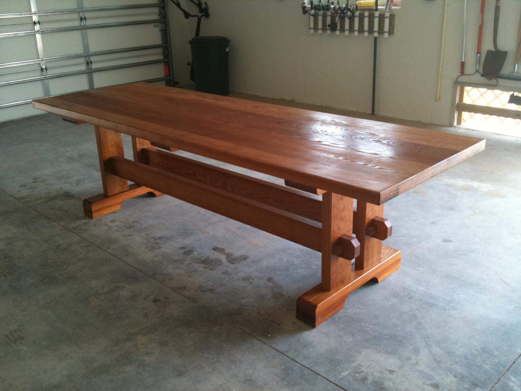 Scott's Table