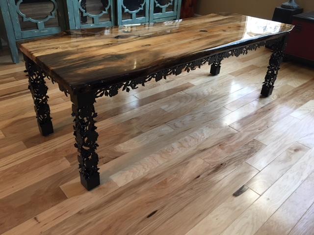 Dennis Price's Table