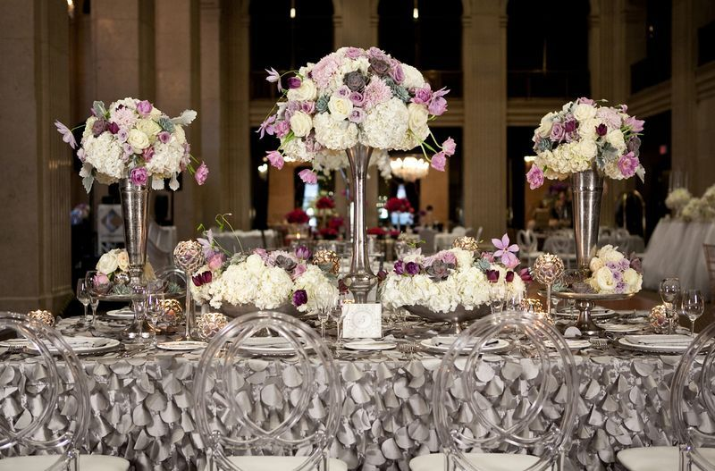 white lavender and silver tablescape at 1 king west.jpg