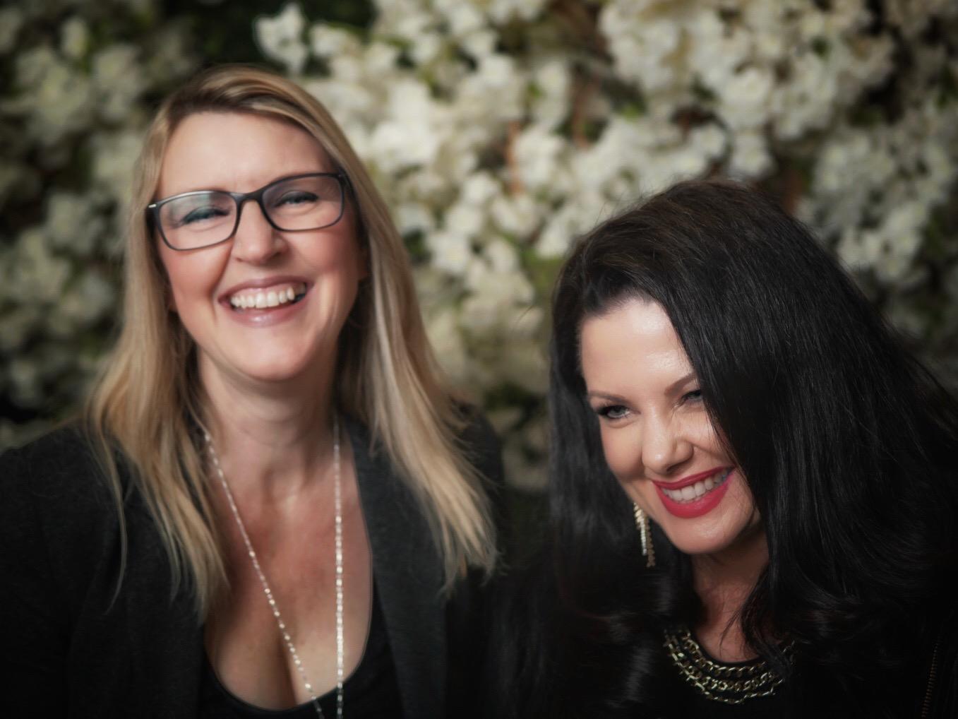 Lisa Duncan and Tamara Mutter-Slagter