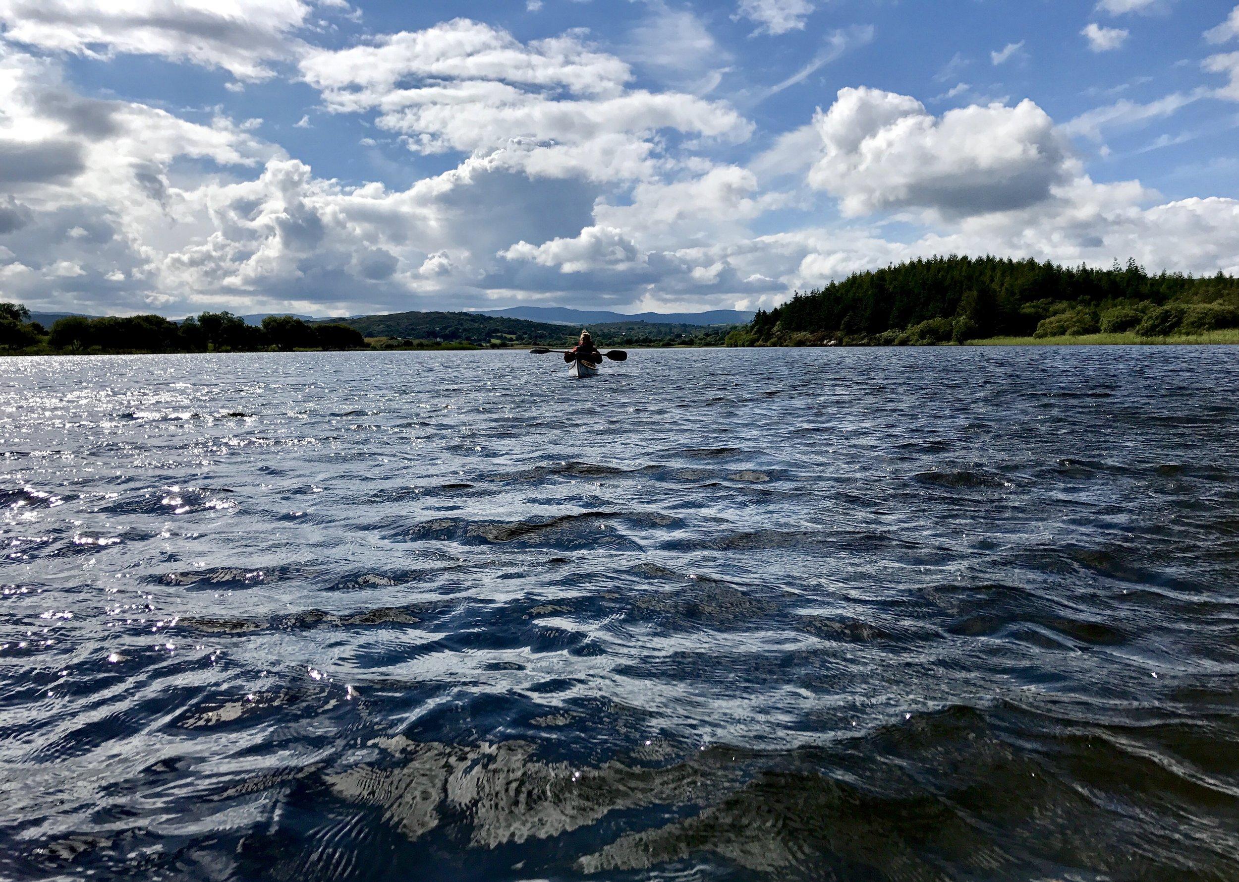 Lough Allua Kayaker.jpg