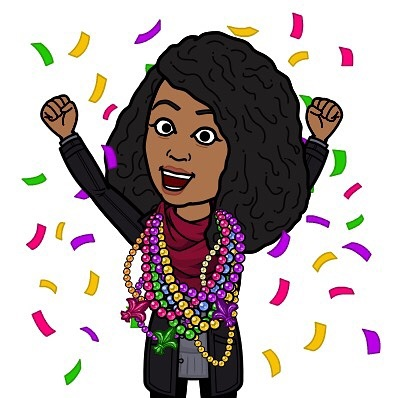 Happy Mardi Gras! Val's on the search for some Gluten Free Pazcki's. Anyone have some tips? ☺️