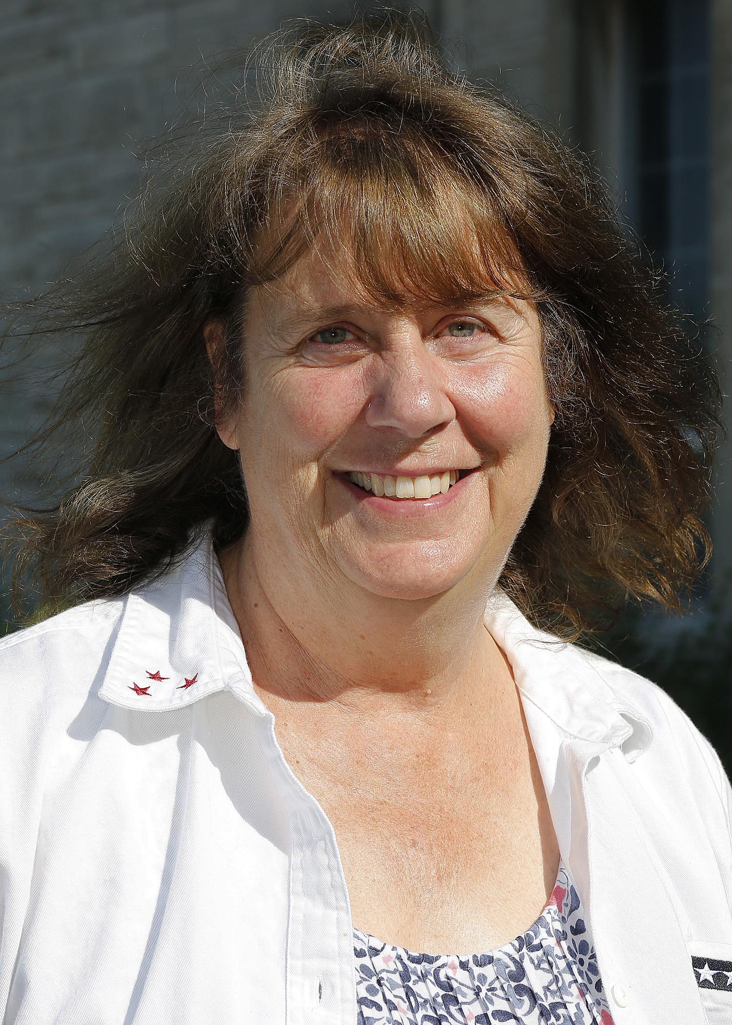 Theresa McLaury  Pastoral Assistant/Development