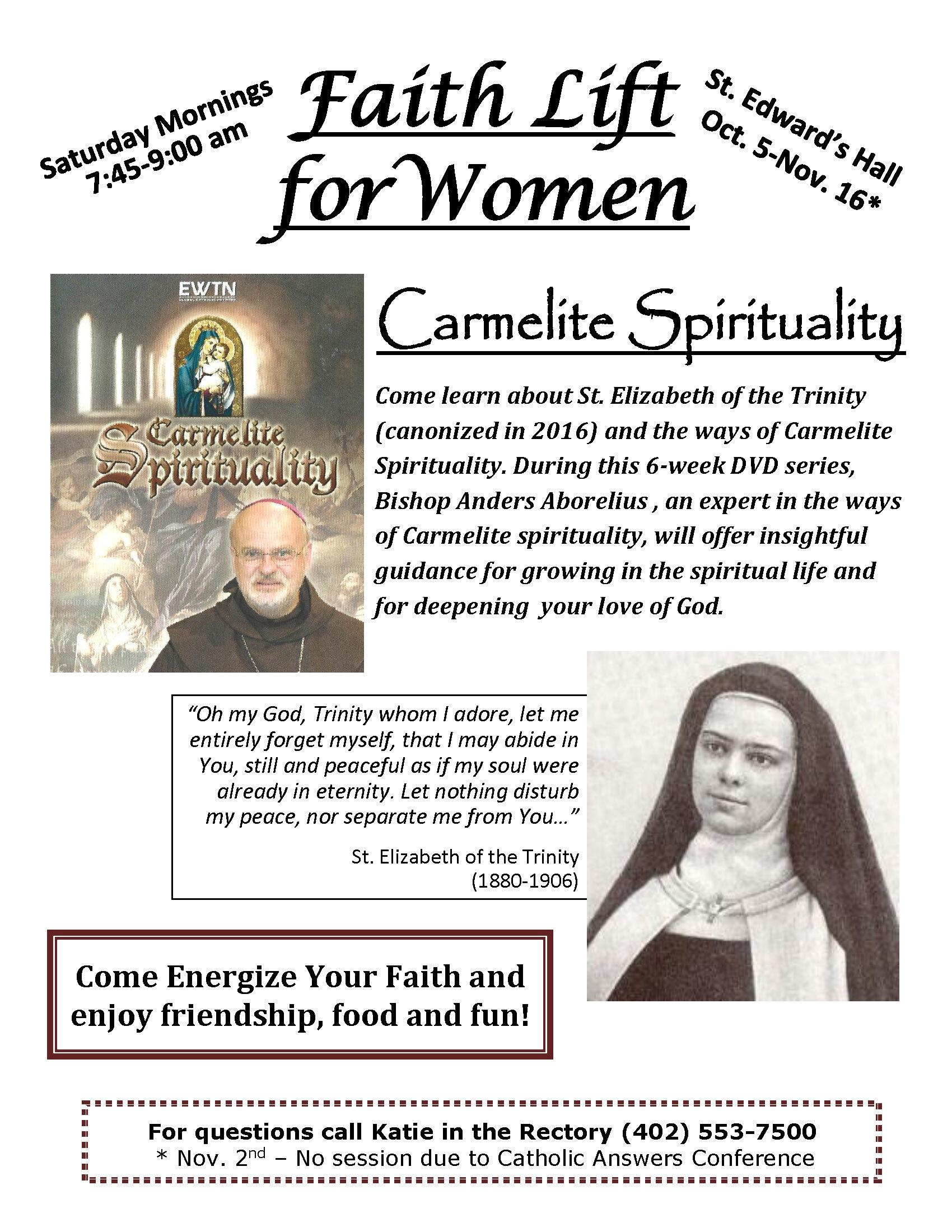 Carmelite Spirituality Bulletin Insert Sept. 2019 pdf.jpg