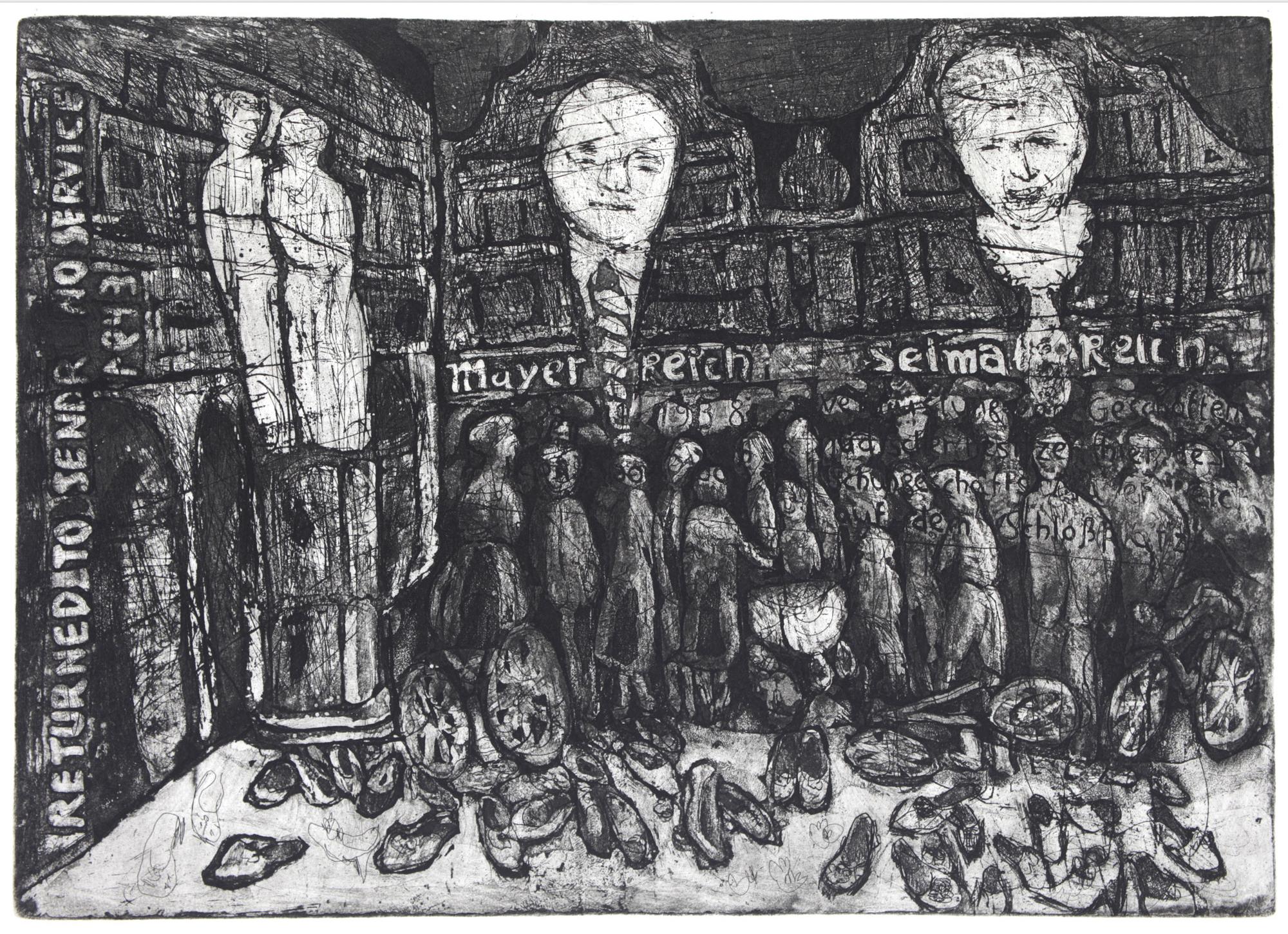 From Dessau to Auschwitz, Via Paris