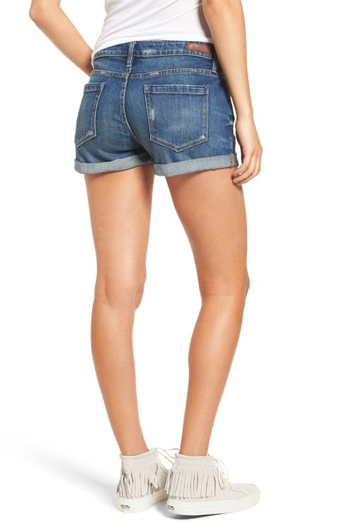 The Best Jean Shorts For Your Figure Thirtyminded Lifestyle Blog From One Career Women To Another Find these styles and more at looking for all the newest trends in shorts for women? the best jean shorts for your figure