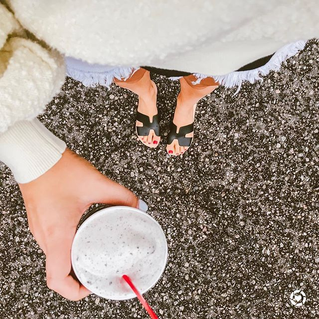 Four pieces of pizza followed by Dairy Queen tonight... it's all about balance 😜 I am an Oreo, Banana Blizzard kinda gal, what do you order there??? @liketoknow.it http://liketk.it/2wFRM Download the LIKEtoKNOW.it app to shop this pic via screenshot  #liketkit #icecreamdiaries #stevemadden #fpstyle #freepeoplestyle #nsale2018 #anniversarysale #ltkunder100