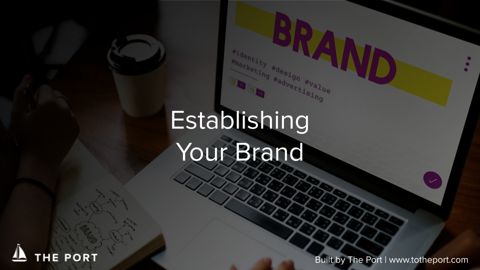 Brand Identity Worksheet - How to identify your brand identity & build a strategy for supporting business and marketing materials.