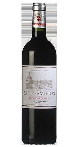 Saint-Emilion, Private Selection