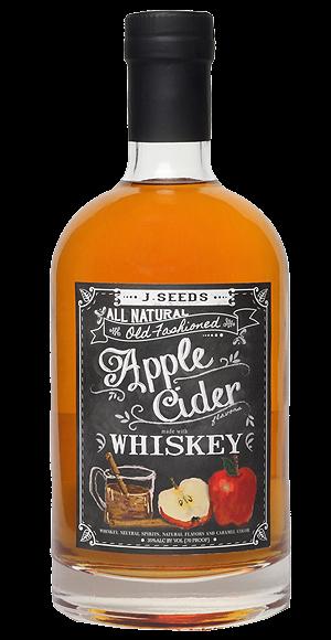 J Seed Apple Cider Whisky