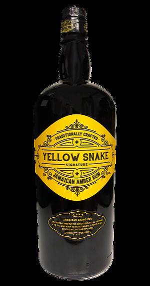Yellow Snake Rum