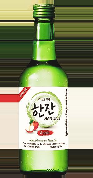 Hanjan Apple Fortified wine