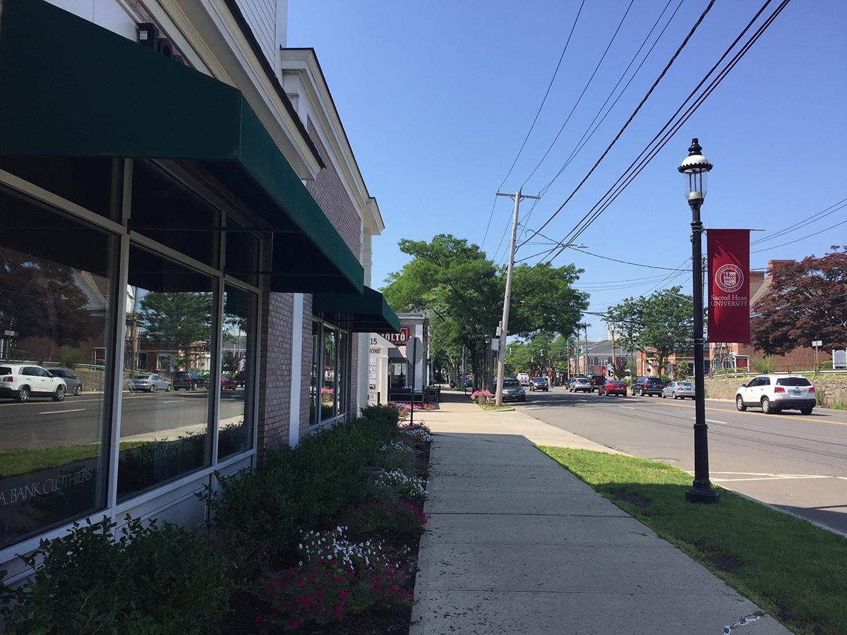 Downtown Fairfield