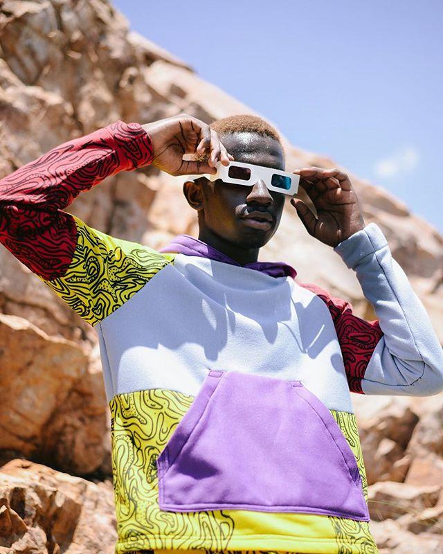"SIZEMBIZA for @notgoodenough_za  A/W19 ""Self-Sabotage"" Collection Mens Campaign.  Visit www.sizembiza.com for more  Creative Direction & Co-Styling: @lebogangmokgoko Mokgoko  Photography & Post Production: @SizeMbiza  Model & Co Styling: @donmakon_  #SelfSabotage #VSCO #vscocam"