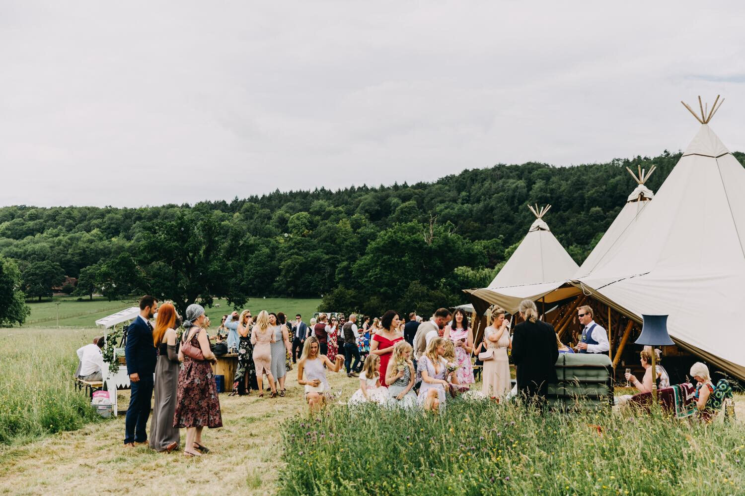 VIEW OUR BROCHURE - IDEAS AND INSPIRATION FOR YOUR TIPI WEDDING OR EVENT