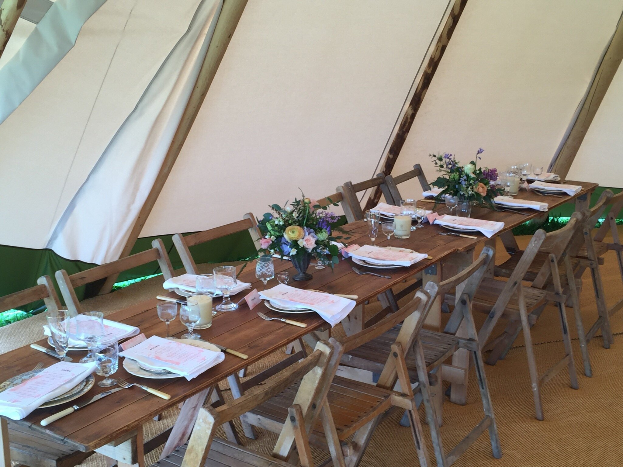FURNITURE & ACCESSORIES PRICE LIST - BEAUTIFUL ADDITIONS FOR YOUR TIPI