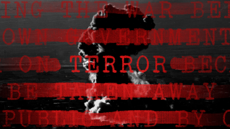 Terror - Title Sequence
