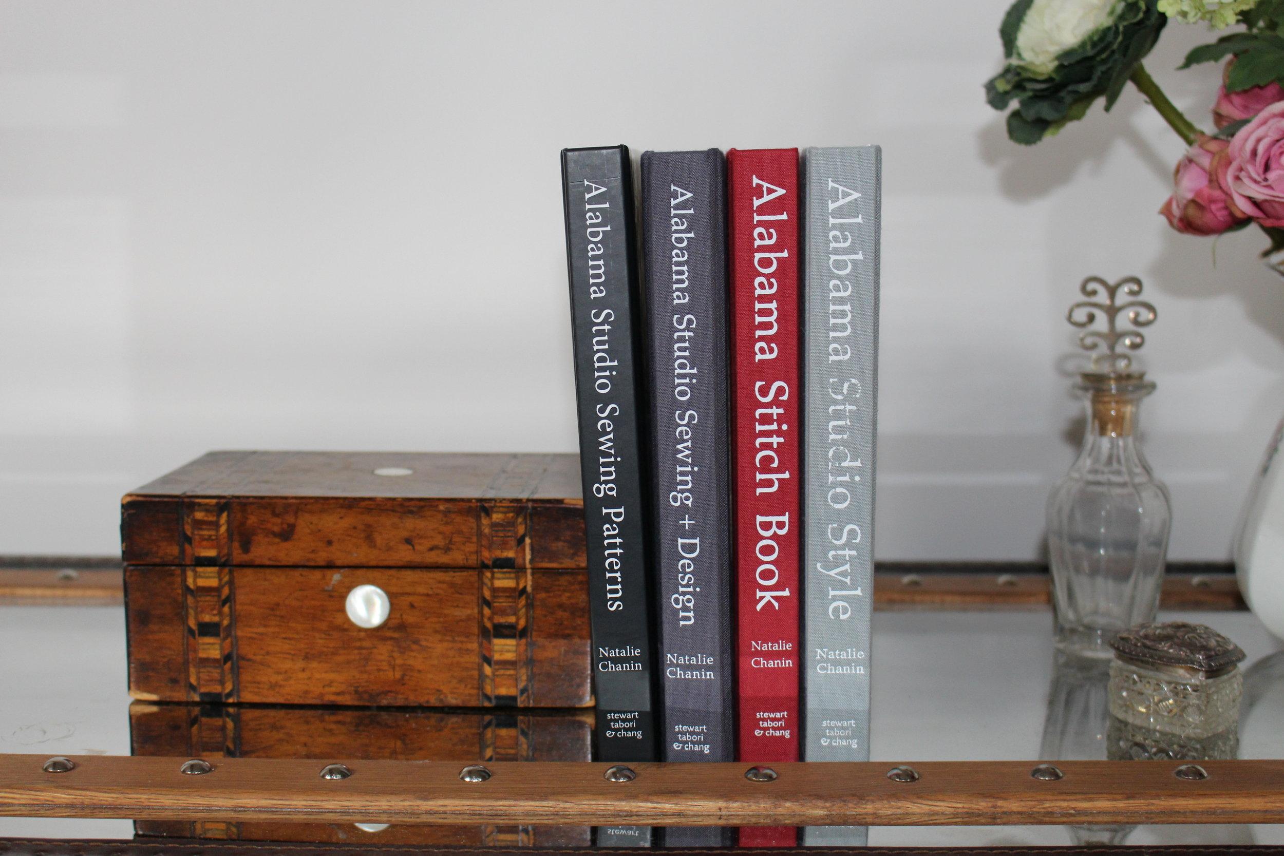 Alabama Chanin books.JPG
