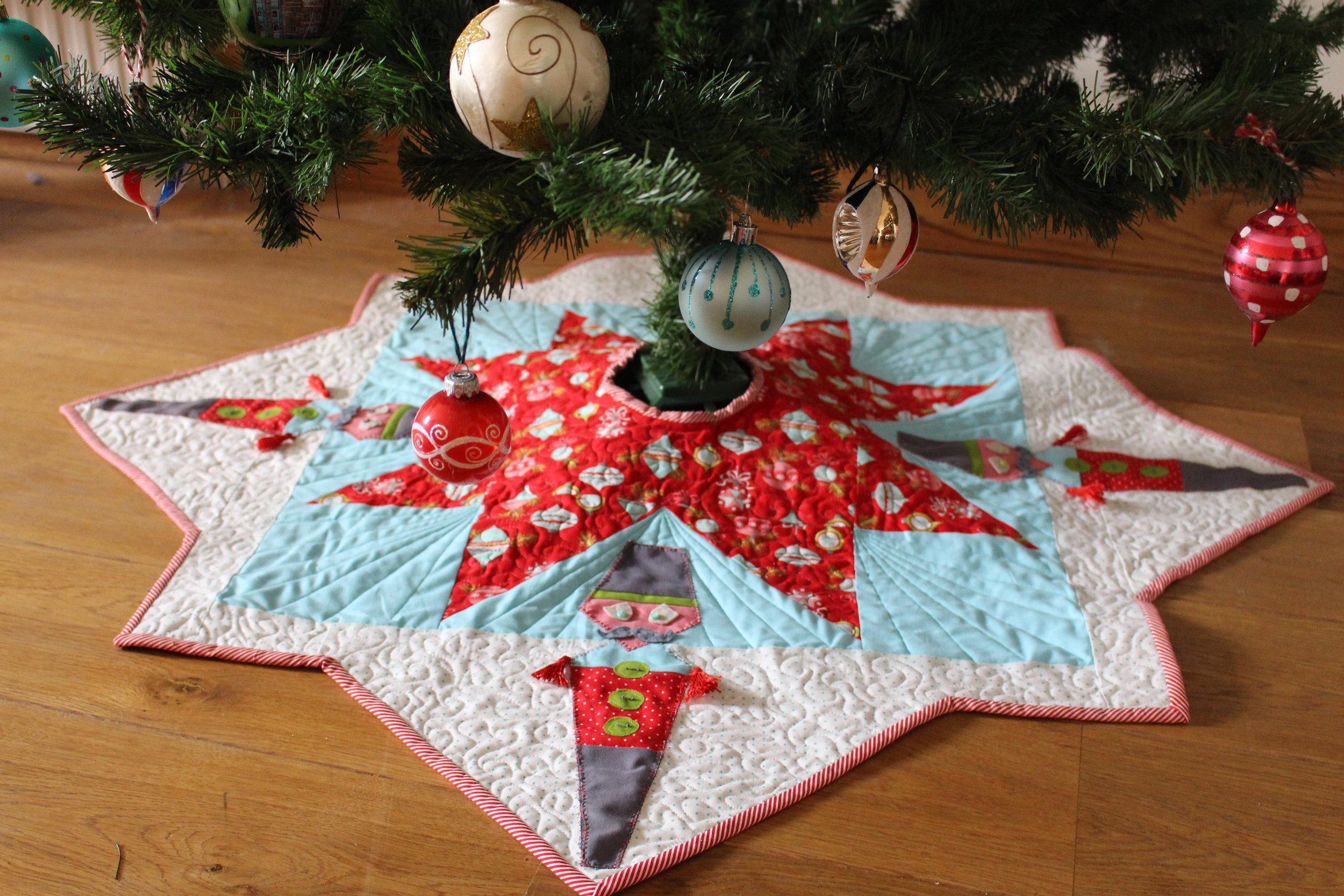 Nutcracker tree skirt.JPG