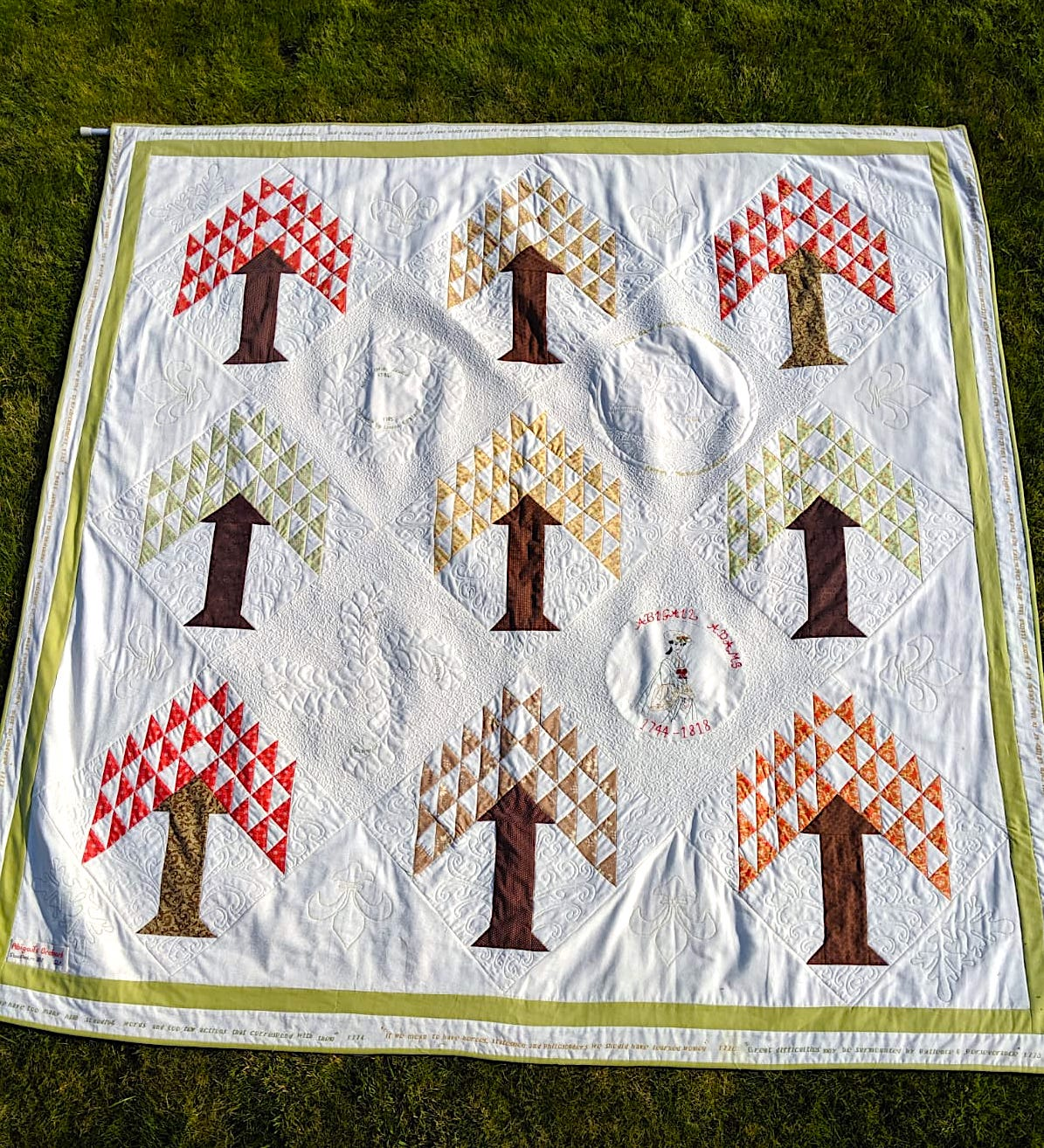 Abigails Orchard quilt finished.jpg