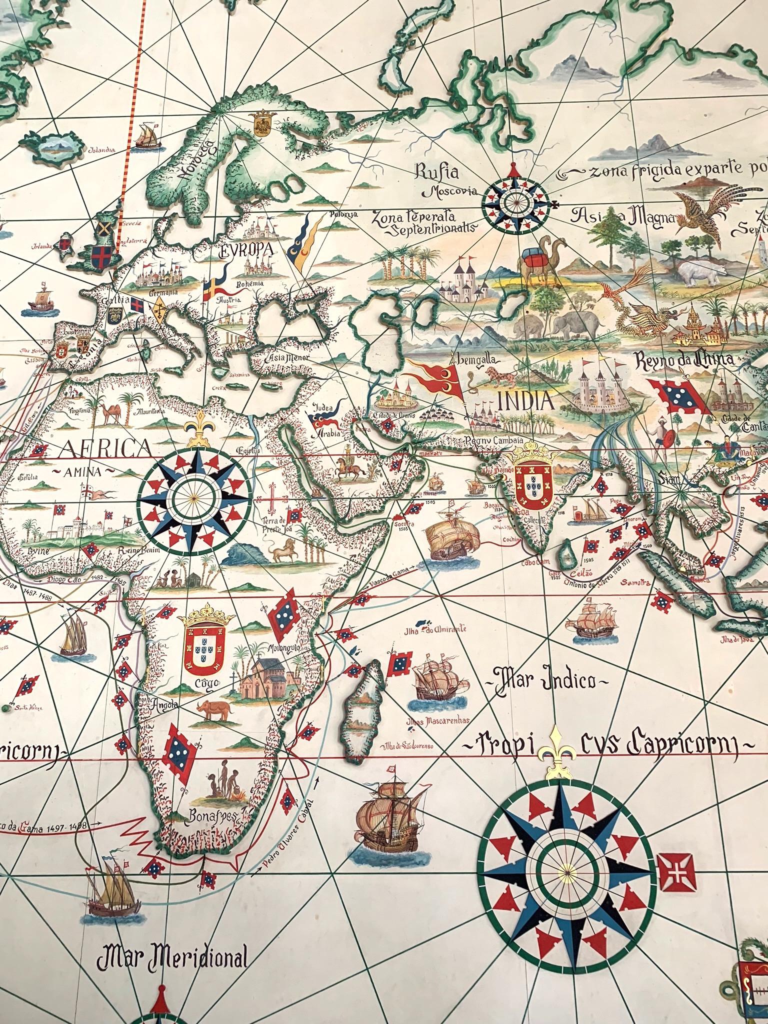 Map Lisbon Maritime museum.jpg