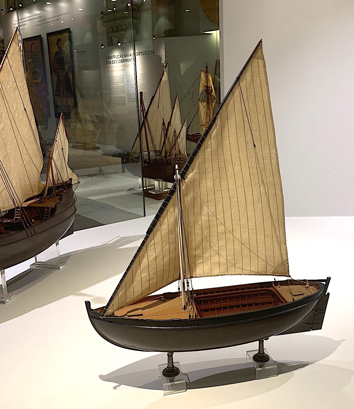 Model ships maritime museum Lisbon.jpg