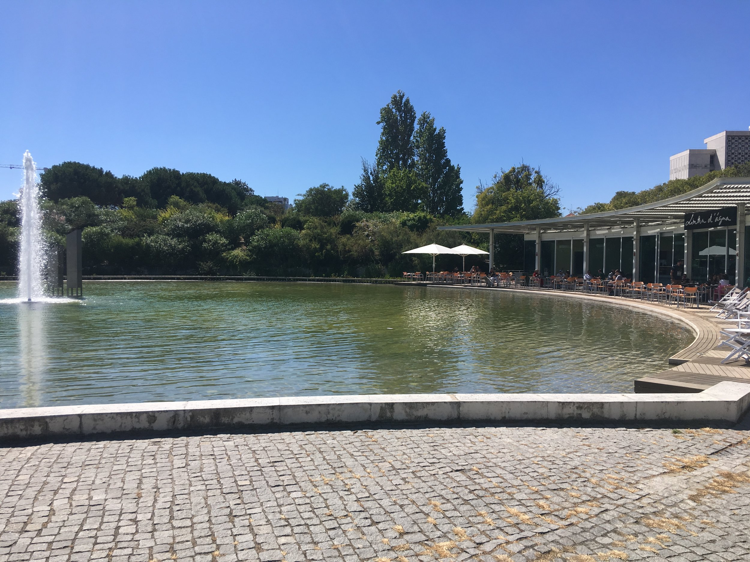cafe park Lisbon.JPG