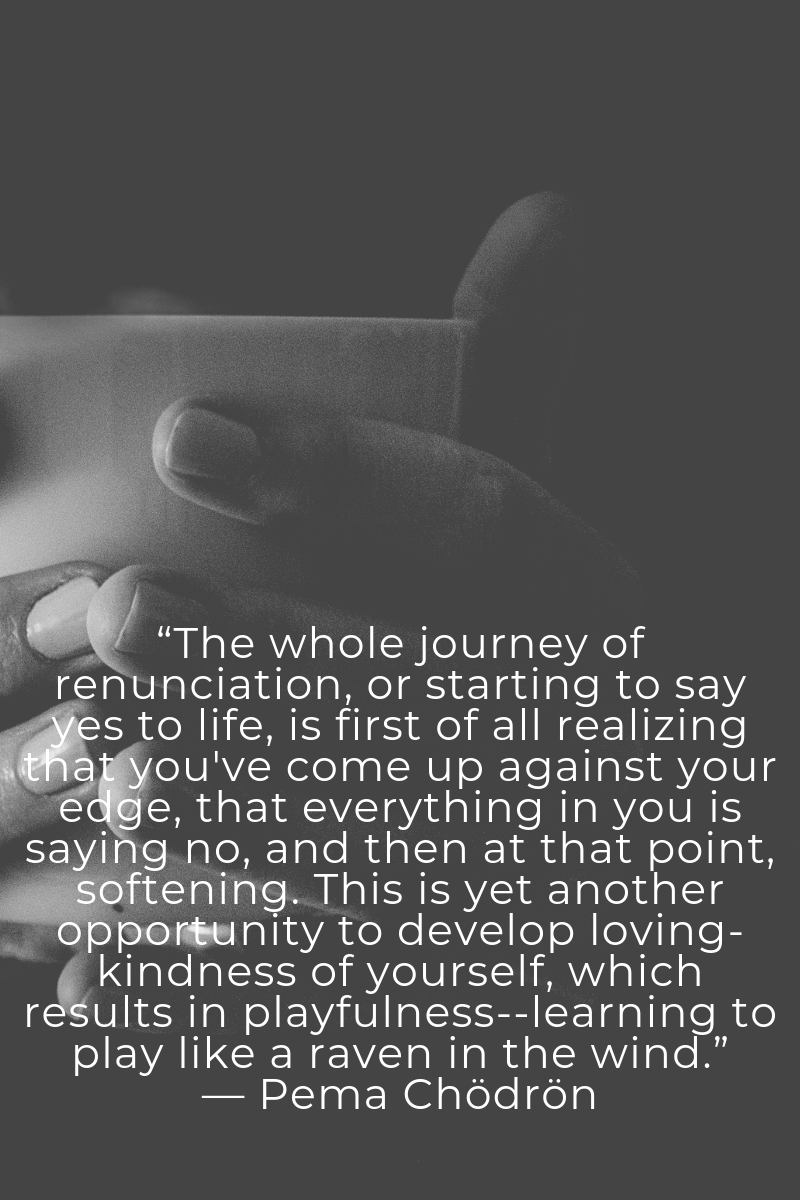 """_To let go does not mean to get rid of. To let go means to let be. When we let be with compassion, things come and go on their own."""" –Jack Kornfield (2).png"""