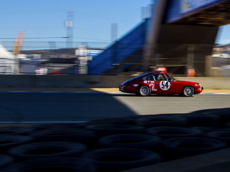 Next gallery - Classic cars have been a long-time passion of mine. Porsche, in particular, has been a favorite mark (brand?). I grew up around them and came to love the design of the legendary German brand. These photos were from Porsche's fifth Rennsport reunion at Laguna Seca Raceway.