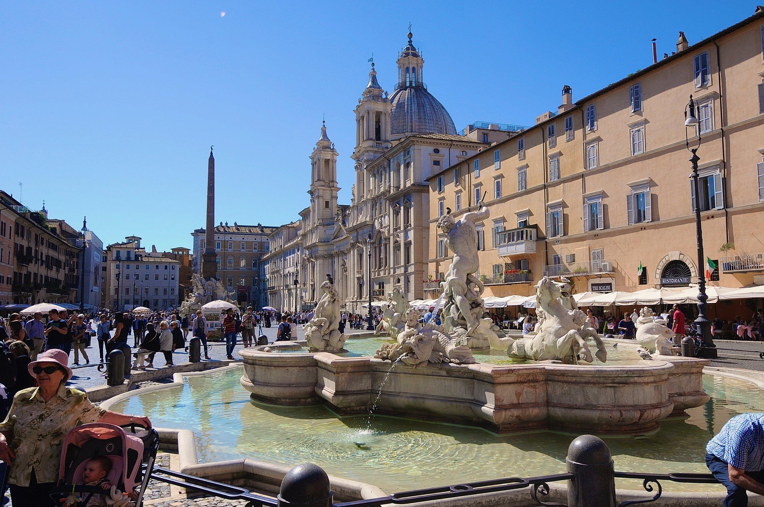 Roma Piazza Navona Foto Kjell Helle-Olsen (51).JPG