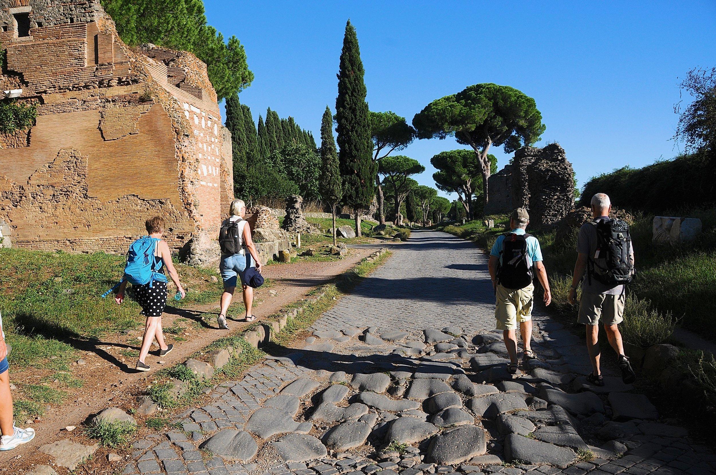 Via Appia Antica  Foto Kjell Helle-Olsen (53).JPG