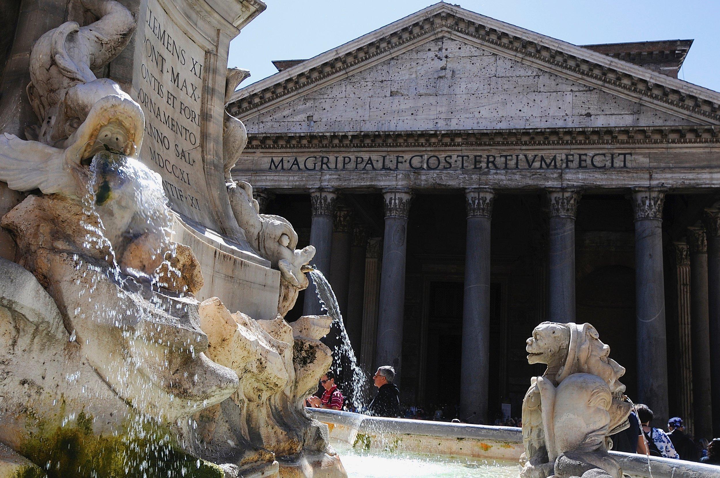 Roma Pantheon  Foto Kjell Helle-Olsen (52).JPG