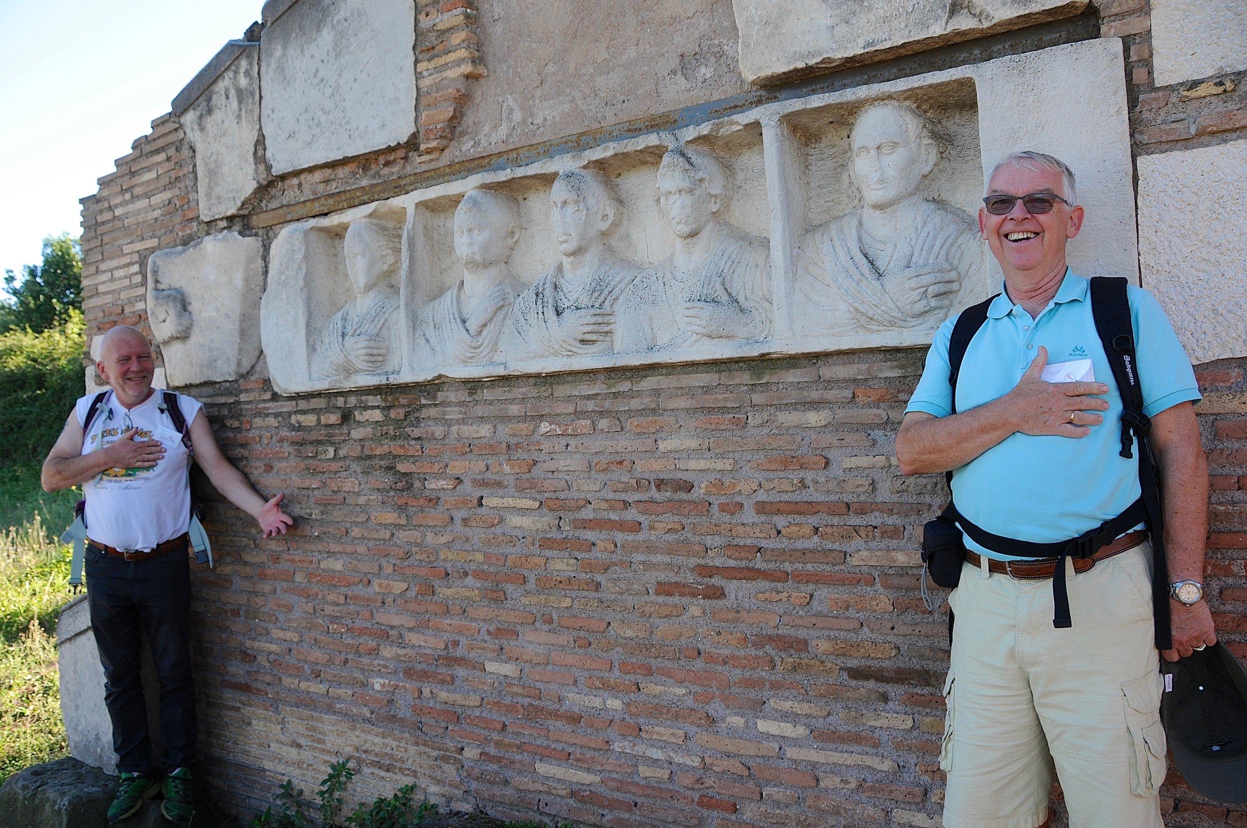 Via Appia Antica Foto Kjell Helle-Olsen.JPG