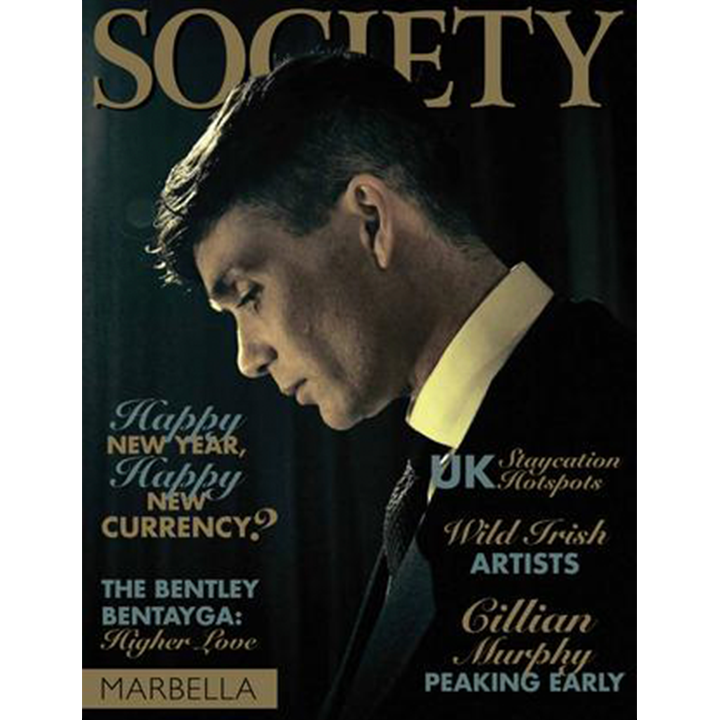 SOCIETY MAGAZINE - JANUARY 2018