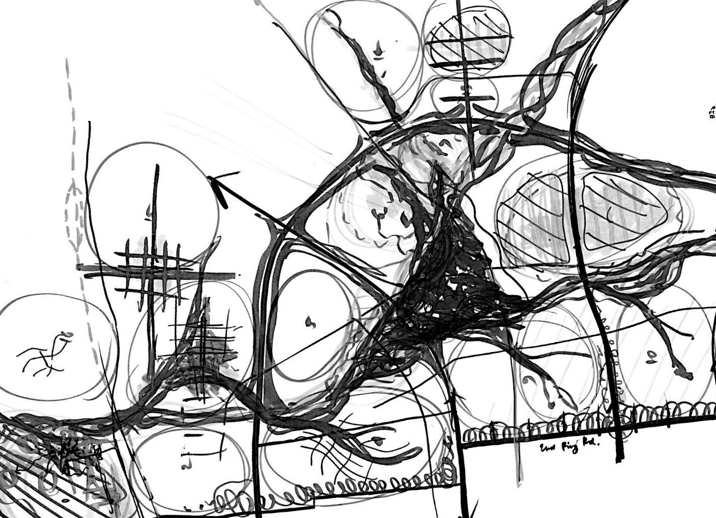 Conceptual Sketch Development