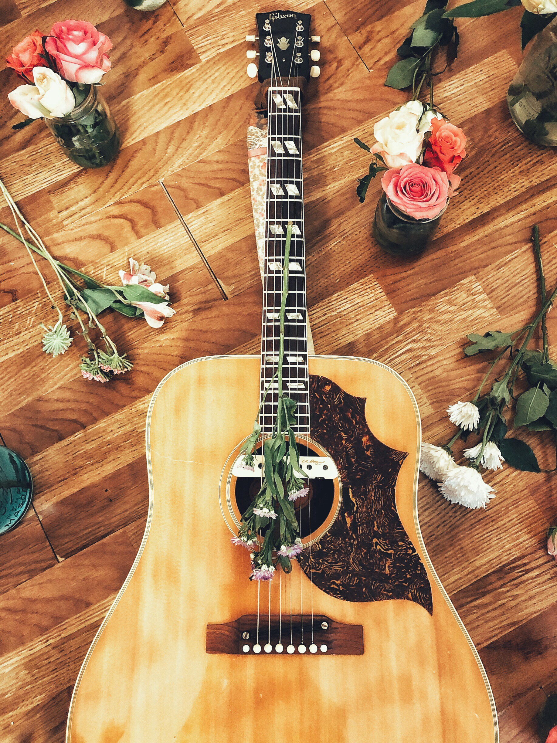 Old Guitars and Ryan Adams songs — The Book of Ruthie