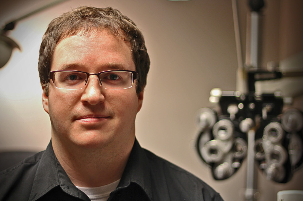Steven J. Day, O.D. - Specialties: Primary Care Optometry, Contact LensesDr. Steven Day graduated from the Michigan College of Optometry in 2011 after receiving a Bachelor's of Vision Science from Ferris State University. He completed internships at John Dingell VAMC in Detroit, Michigan and Duane Waters Hospital in Jackson, Michigan. Upon graduation Dr. Day accepted a job in Elko, Nevada where he practiced for two years. After practicing in Nevada he returned to Michigan, where he practiced in Benton Harbor for a year.He joined Family Vision Associates in 2014 and is a member of the American Optometric Association, Michigan Optometric Association, and is the Treasurer and Secretary for the Southwestern Michigan Optometric Association.Dr. Day enjoys a variety of sports including golf, tennis and ultimate frisbee. He also enjoys reading and spending time with his friends. He has traveled to Haiti and Peru on optometric mission trips and looks forward to participating in future trips. Dr. Day is a member of the St Joseph Lions Club and enjoys serving the community. He attends First Church and lives in Stevensville, Michigan with his wife Shanyn.