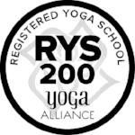 Registered yoga school RYS 200